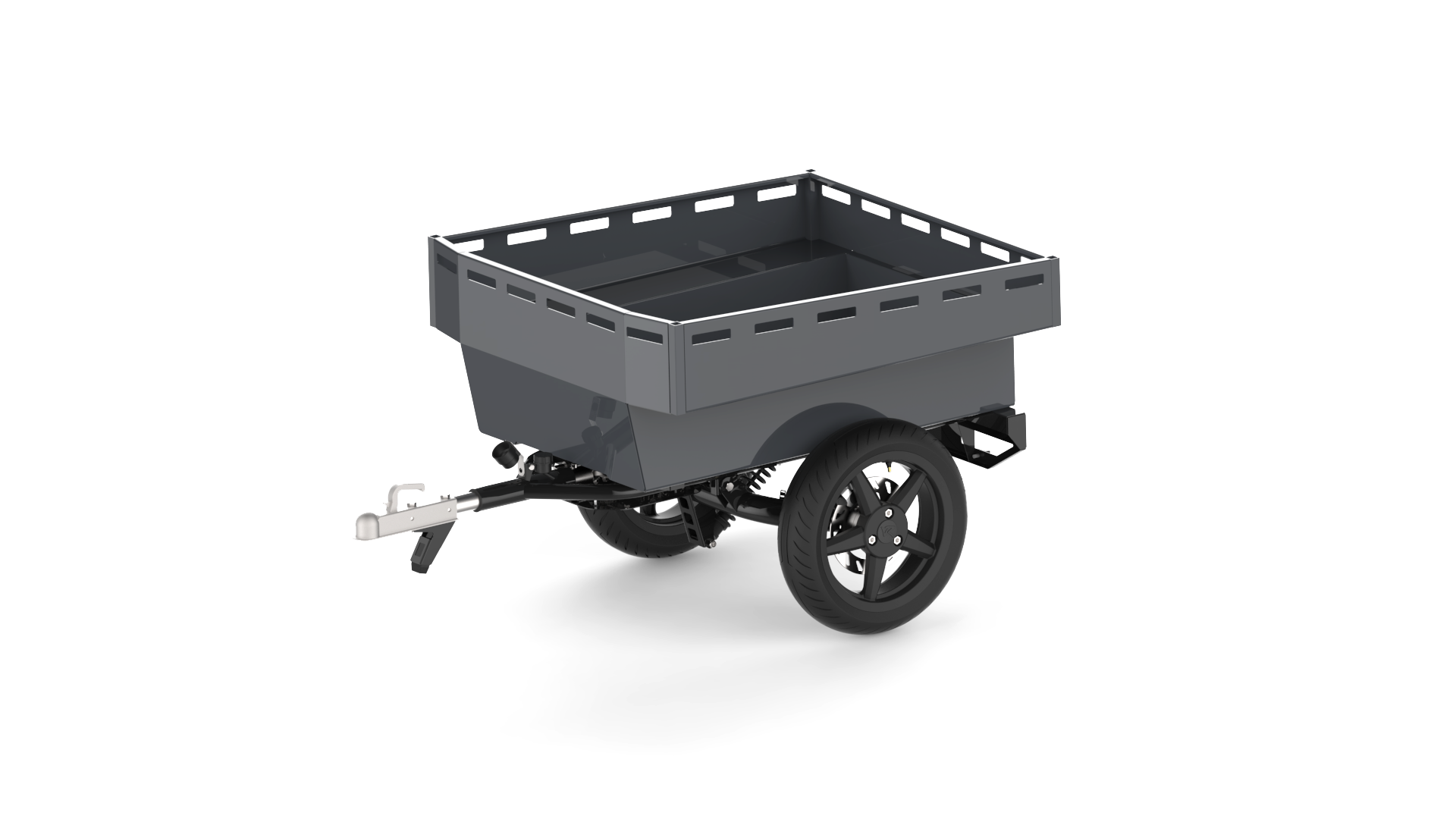 CARRY, the modular trailer system